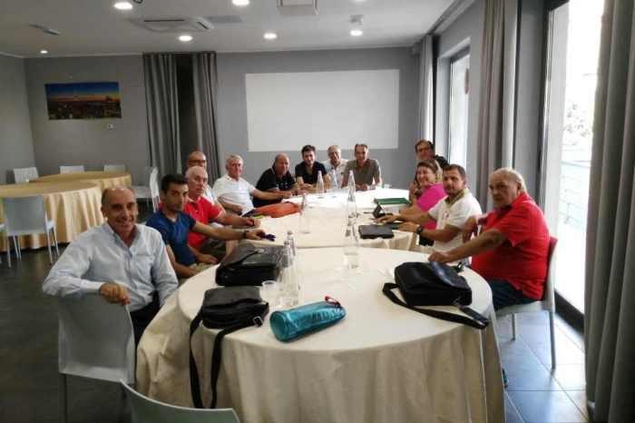 Prima riunione componenti struttura tecnica FIDAL Sicilia