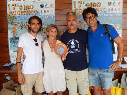 Premiazione 17° Giro Podistico delle Isole Eolie - 100