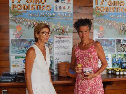 Premiazione 17° Giro Podistico delle Isole Eolie - 11
