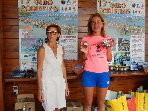 Premiazione 17° Giro Podistico delle Isole Eolie - 12