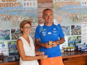 Premiazione 17° Giro Podistico delle Isole Eolie - 18