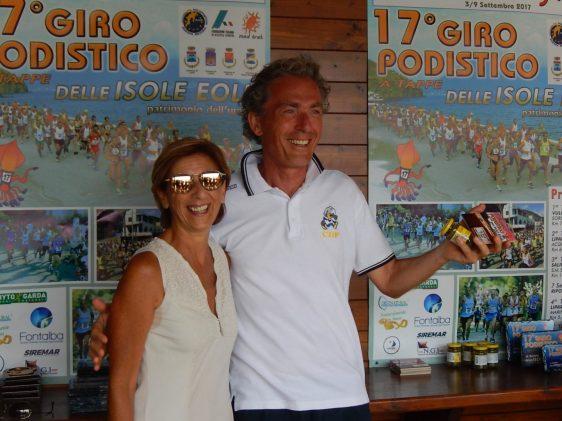 Premiazione 17° Giro Podistico delle Isole Eolie - 20