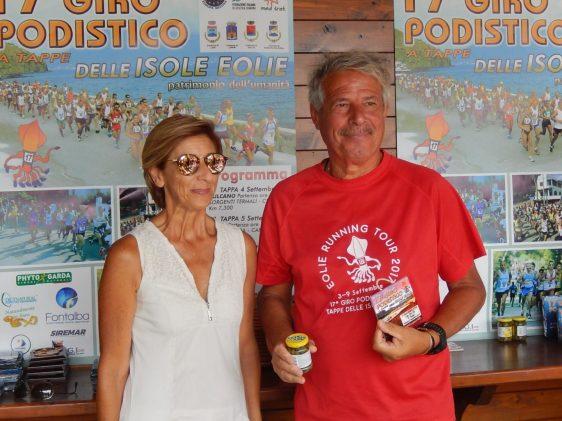Premiazione 17° Giro Podistico delle Isole Eolie - 23