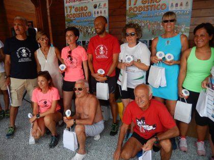 Premiazione 17° Giro Podistico delle Isole Eolie - 32