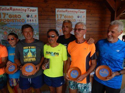 Premiazione 17° Giro Podistico delle Isole Eolie - 81