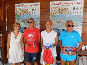 Premiazione 17° Giro Podistico delle Isole Eolie - 87