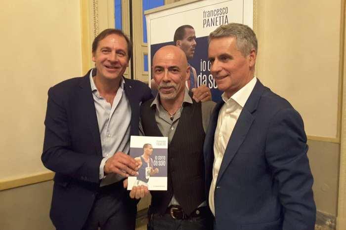 """""""Io corro da solo"""" il libro di Francesco Panetta"""