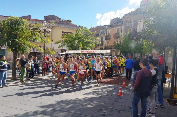 """Le firme di Currò e Latella sulla """"Basicò Running"""""""