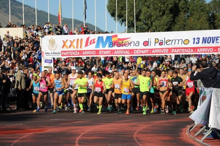 XXIII Maratona Città di Palermo: la medaglia per i finisher
