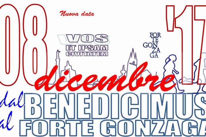 """Rinviata all'8 dicembre la """"Benedicimus Forte Gonzaga"""""""