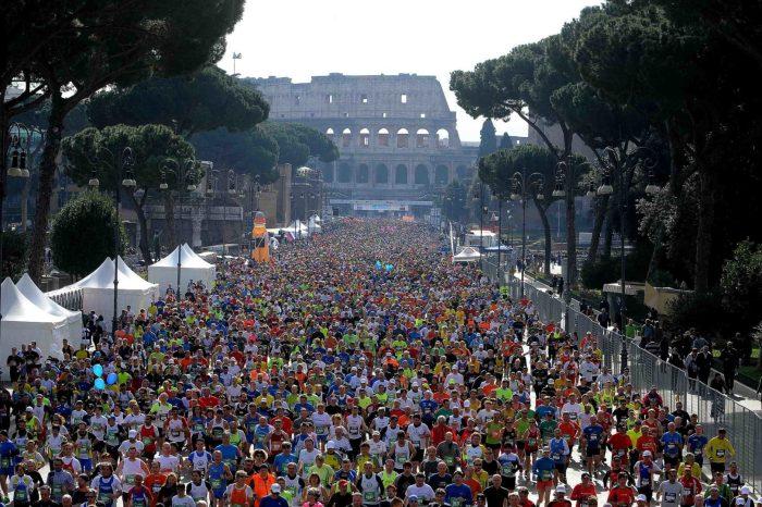 Conto alla rovescia per la XXV Maratona di Roma