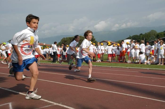 ''Scuole aperte allo sport'': atletica in prima fila