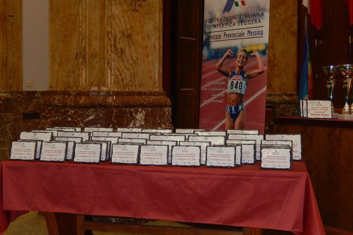Festa dell'Atletica Messinese 2017