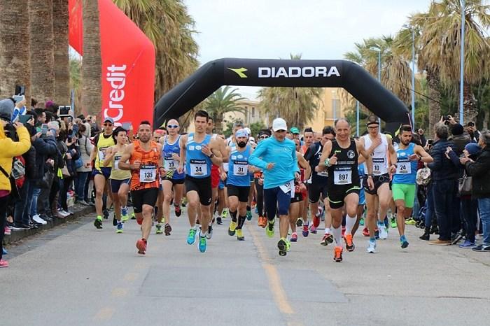 Al via da Agrigento il GP Sicilia di maratonine