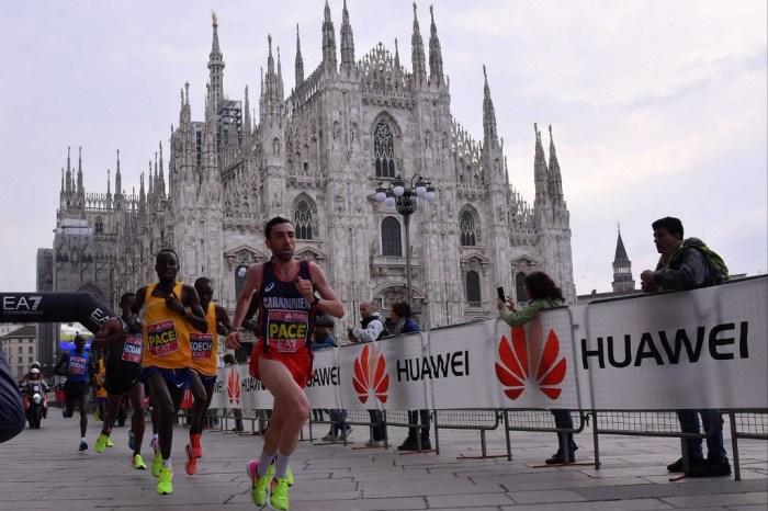 """Presentata a Palazzo Marino la """"18^ Milano Marathon"""""""