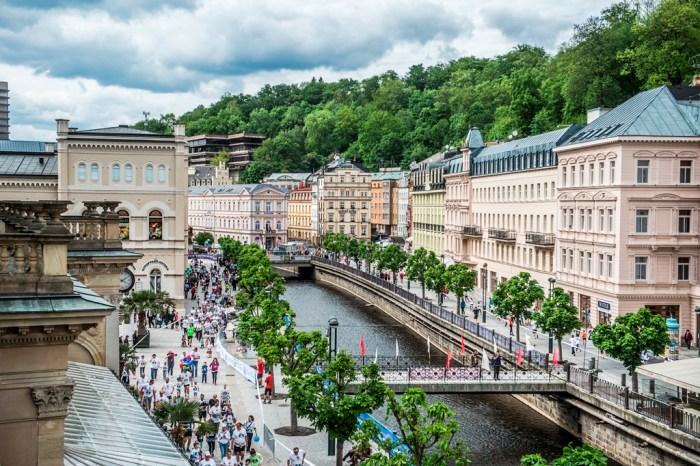 Quasi in 100.000 di corsa alla scoperta della Repubblica Ceca