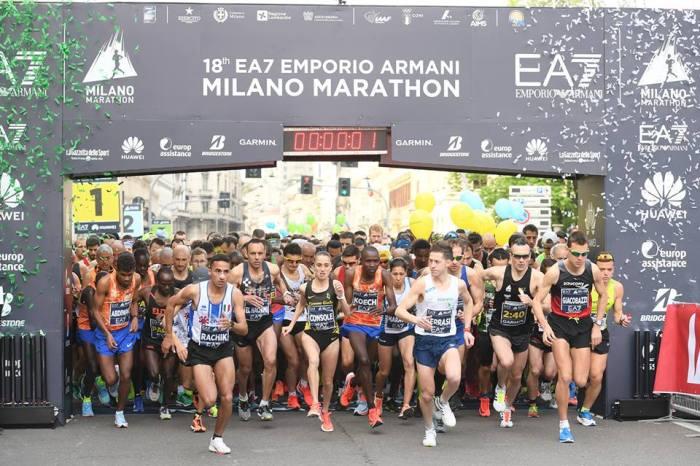 Nuovo record di iscritti e arrivati alla Milano Marathon