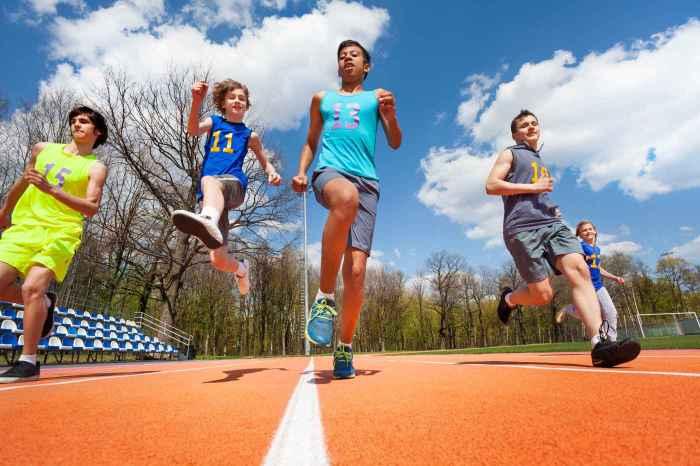 Atletica a scuola: metodologia e didattica