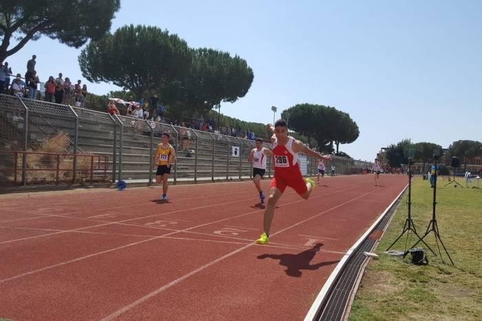 Iniziati a Catania i Giochi delle Isole, subito oro per Sahran Zouhir