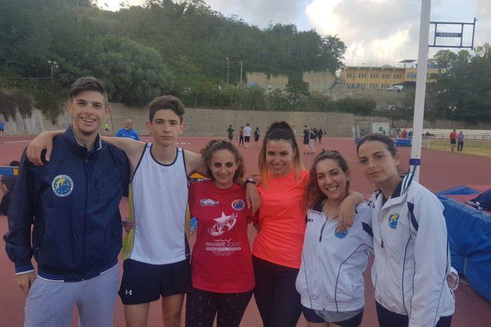 Discreti risultati per i messinesi ai CdS di Palermo