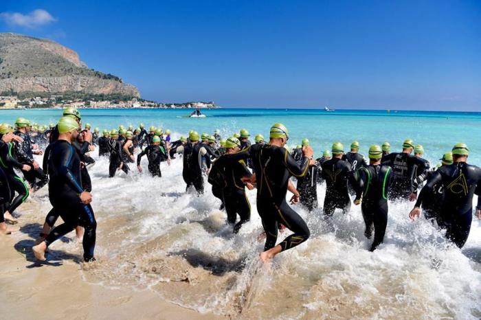 """Triathlon, dominio della Raschiani Pavese alla """"Mondello Cup 2018"""""""