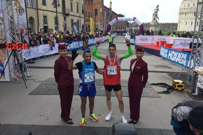 Nuovo sponsor per la Maratona di Pisa