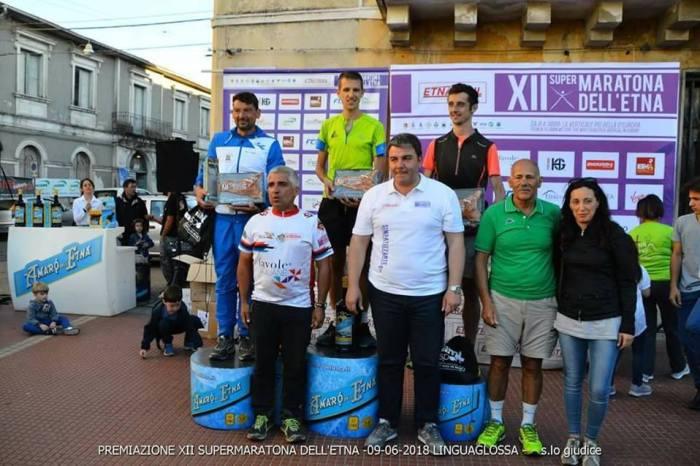 Kiredjian e La Pera si aggiudicano la Supermaratona dell'Etna