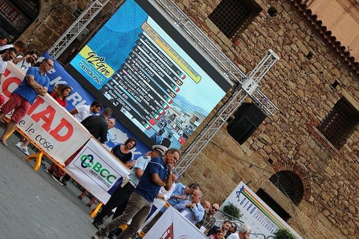 """Si accendono le luci del """"93° Giro podistico di Castelbuono"""""""