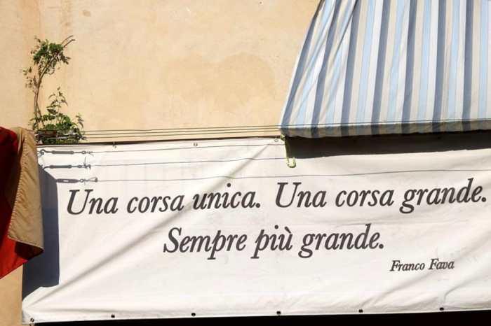 """Tutto pronto a Castelbuono """"Aspettando il Giro"""""""