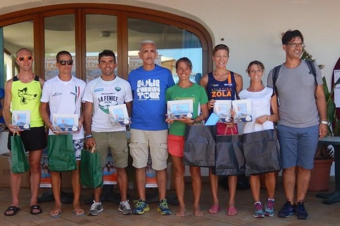 """Franzese e Ricci re e regina del """"18° Giro delle Isole Eolie"""""""