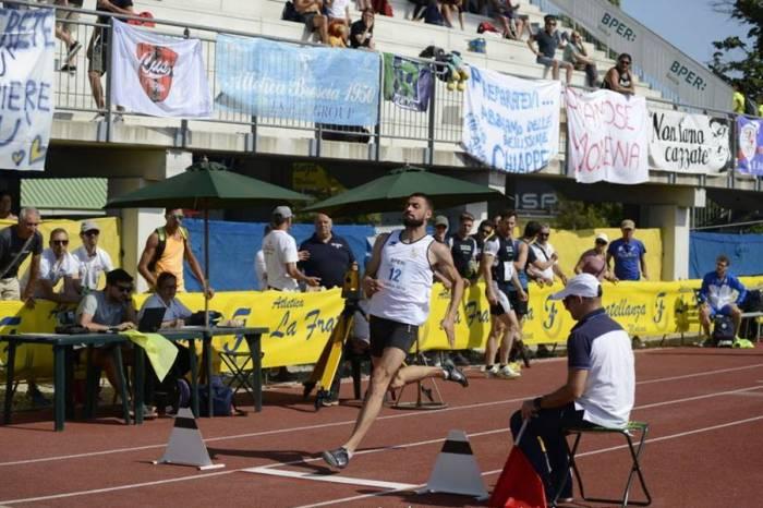 Antonio Trio conquista il bronzo ai Tricolori di Pescara