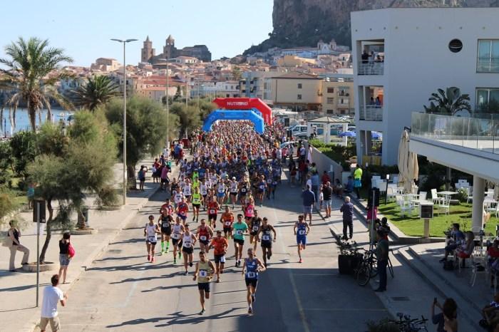 Catania e Bilello più forti del caldo di Cefalù
