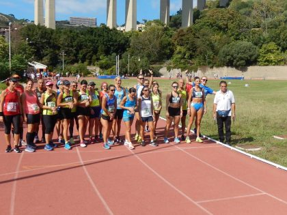 Campionato Provinciale 5 Km su pista - 88