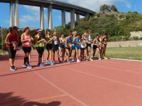 Campionato Provinciale 5 Km su pista - 91