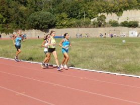 Campionato Provinciale 5 Km su pista - 94