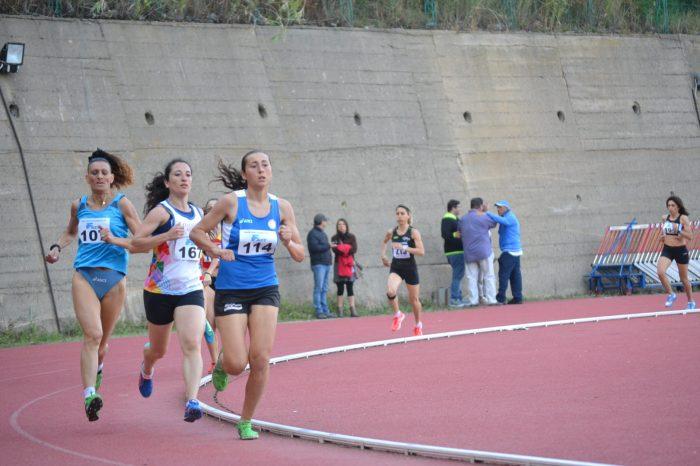 """5000 metri protagonisti al campo """"Cappuccini"""""""