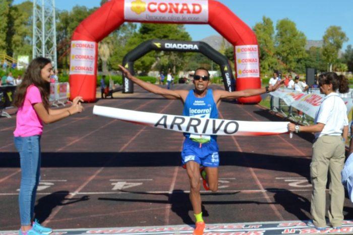 Palermo Half Marathon,Mohamed Hajjy l'uomo da battere