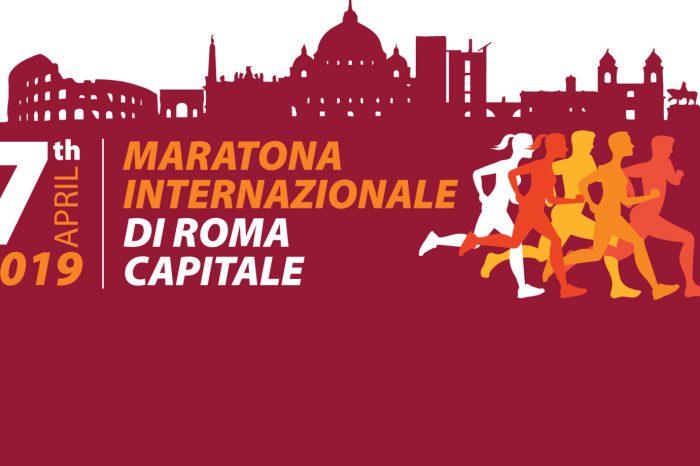 """""""Maratona Internazionale di Roma"""": iscrizioni aperte"""