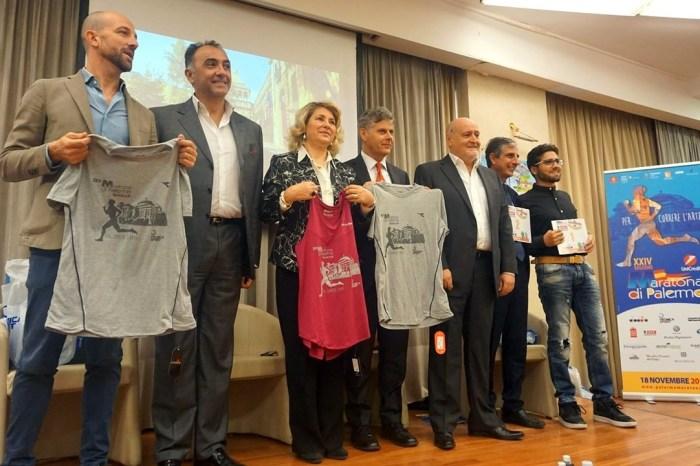 """Presentata la """"XXIV Maratona Città di Palermo"""""""