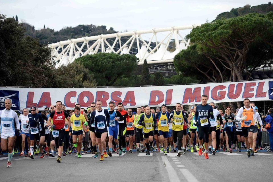 La Corsa di Miguel alla ventesima edizione