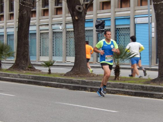 707 - Messina Marathon 2019