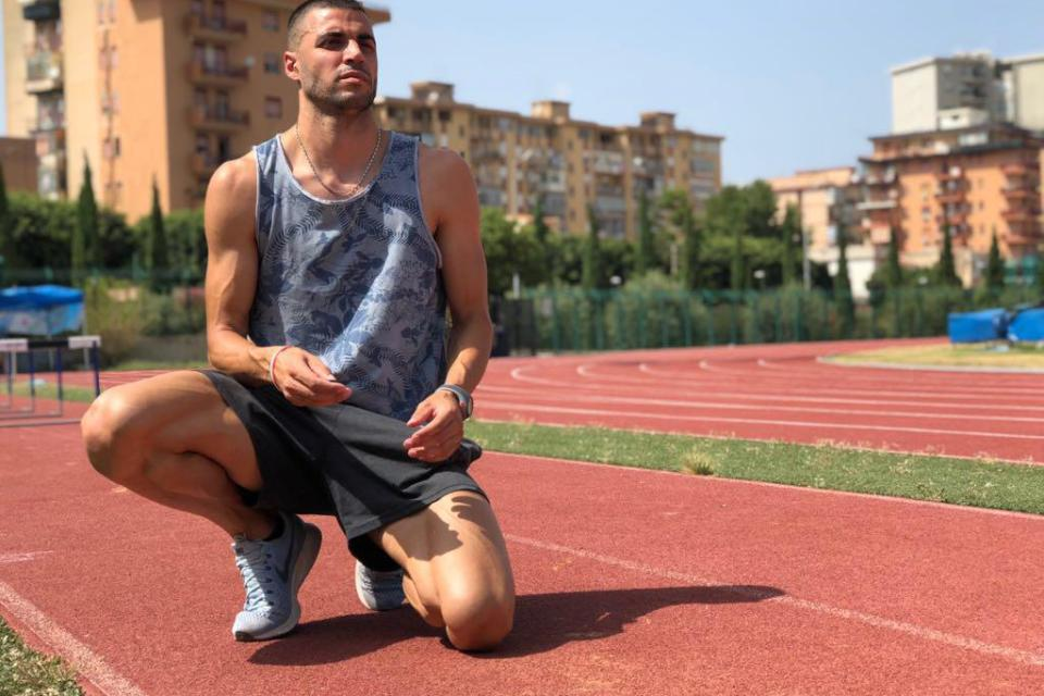 Antonio Trio testimonial della Giornata Nazionale dello Sport