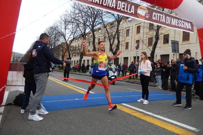 """Lotti e Rallo vincono l'undicesima """"Messina Marathon"""""""