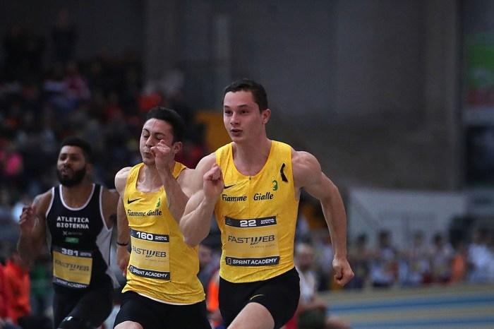 Trio e Artuso primo e secondo al Meeting indoor di Ancona