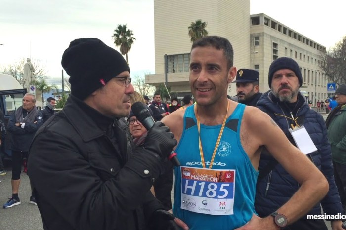 Francesco Bonavita - Messina Marathon 2019