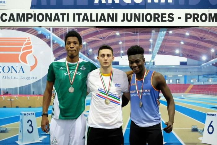 Nicholas Artuso si conferma Campione Italiano Promesse