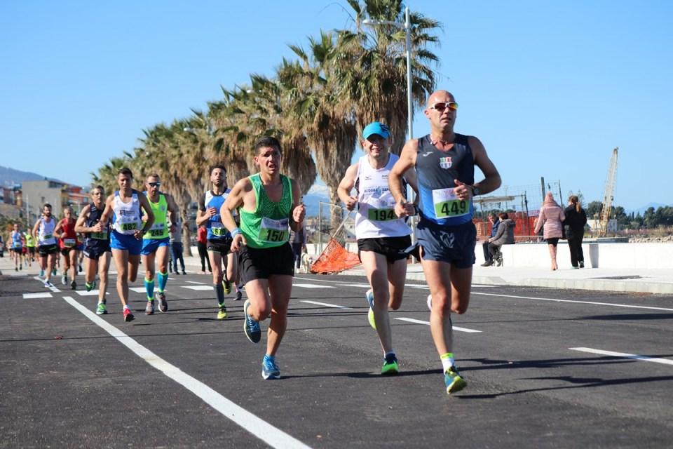 Maratonina dei Nebrodi a Vincenzo Puccio e Nadine De La Cruz