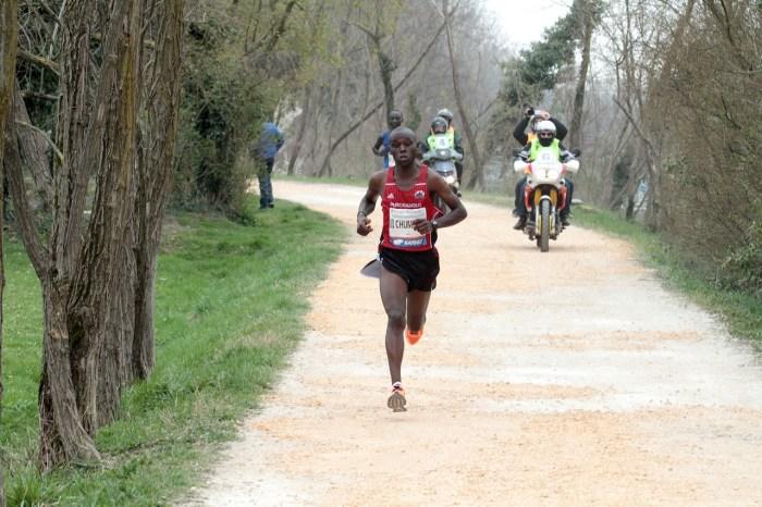 """Il ritorno del keniano Gilbert Chumba alla """"Treviso Marathon"""""""