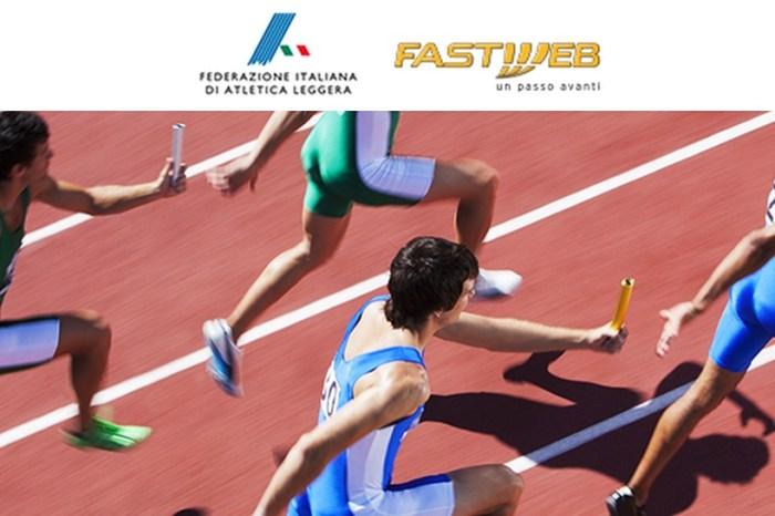 Fastweb partner di FIDAL fino al 2020