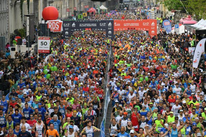 Running: a Praga la Business Conference